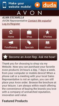 AVON Buy & Sell poster