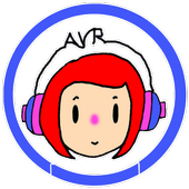AVR Player - Online Radio, Music & Videos icon