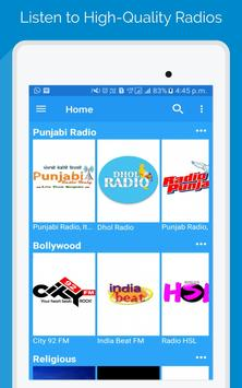 AVR Player - Online Radio, Music & Videos screenshot 12