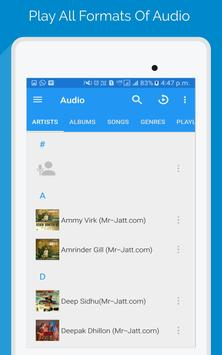 AVR Player - Online Radio, Music & Videos screenshot 14