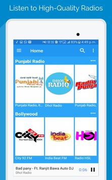 AVR Player - Online Radio, Music & Videos screenshot 16