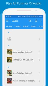 AVR Player - Online Radio, Music & Videos screenshot 2