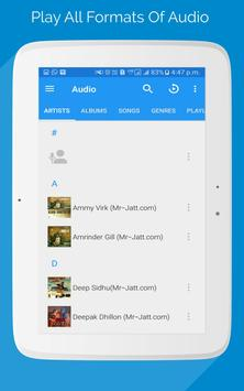AVR Player - Online Radio, Music & Videos screenshot 8
