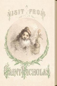 A Visit From Saint Nicholas poster