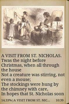 A Visit From Saint Nicholas apk screenshot
