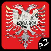 Gazetat Shqiptare icon