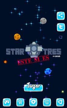 Star Tres - Este sí es poster
