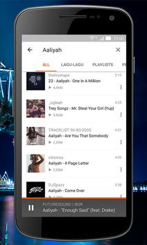 Aaliyah All Songs screenshot 1