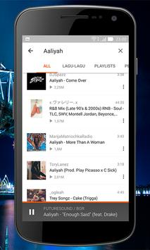 Aaliyah All Songs screenshot 2