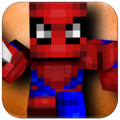 Install Game Family android antagonis Spidey Run Unlimited Mcpe