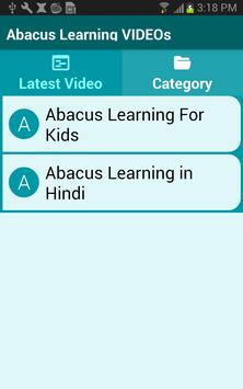 Abacus Learning VIDEOs screenshot 2