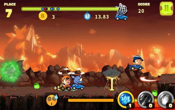 Galaxy Evolution Racing screenshot 7