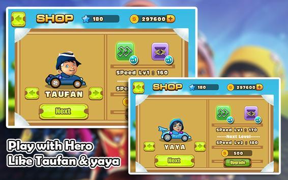 Galaxy Evolution Racing screenshot 4
