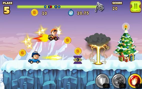 Galaxy Evolution Racing screenshot 5