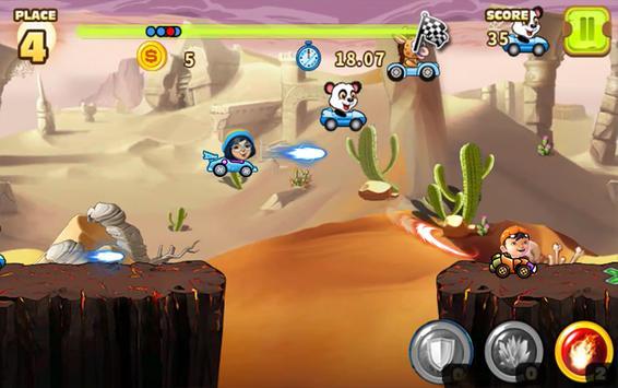 Galaxy Evolution Racing screenshot 6