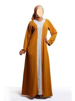 Abaya Fashions Muslim apk screenshot