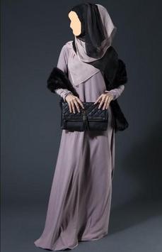 Abaya Fashions Muslim poster