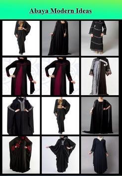 Abaya Modern Ideas poster