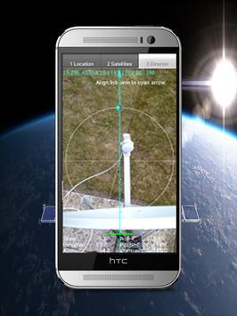 Satellite Finder  - Sattelite Director poster