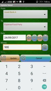 Pocket Expense Manager And Tracker screenshot 6