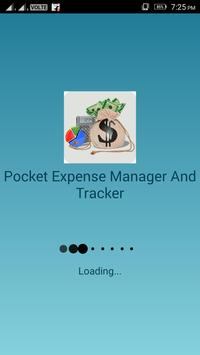 Pocket Expense Manager And Tracker poster