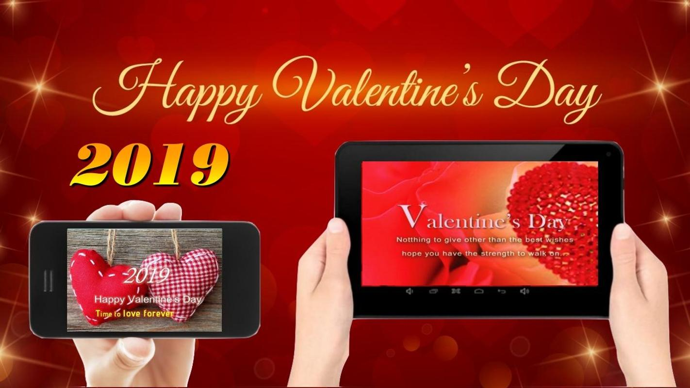 Happy Valentines Greeting Cards Wishes 2019 Apk Download Free
