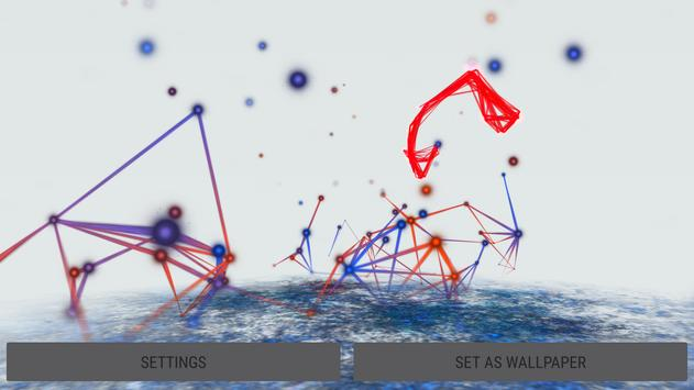Abstract 3d particles live wallpaper for android apk download abstract 3d particles live wallpaper screenshot 23 voltagebd Gallery