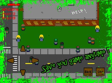 Zombie City Chaos screenshot 2