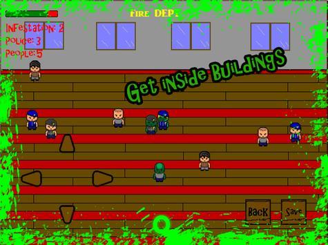 Zombie City Chaos screenshot 3