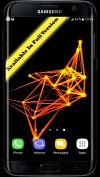 Abstract Plexus II 3D Live Wallpaper screenshot 2
