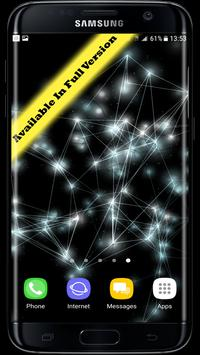 Abstract Plexus II 3D Live Wallpaper screenshot 3