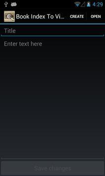 ScanToLearn apk screenshot