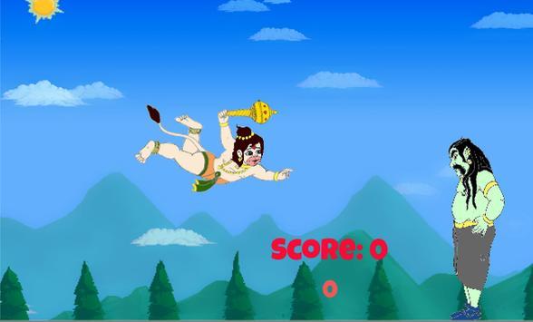 Hanuman Adventure apk screenshot