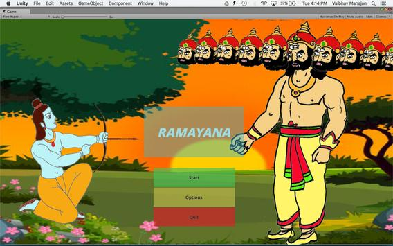 Ramayana - Kill Ravan apk screenshot
