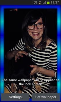 Your Photos for Live Wallpaper apk screenshot