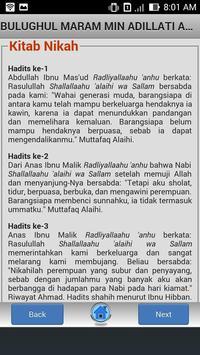 Kitab Bulughul Maram screenshot 4