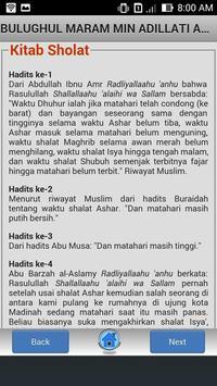 Kitab Bulughul Maram screenshot 5