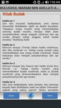 Kitab Bulughul Maram screenshot 2