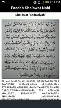 Fadhilah Sholawat Nabi screenshot 6