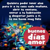 Buenos Dias Amor Imagenes icon