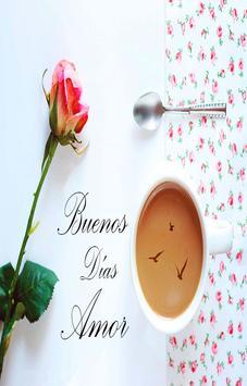 Buenos Días Saludos y Mensajes poster