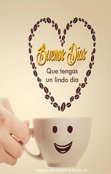 Buenos Días Saludos y Mensajes screenshot 1