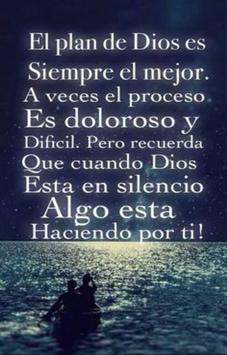 Dios es mi Salvador poster