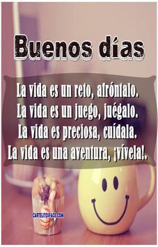 Frases Cristinanas de Buenos Dias apk screenshot
