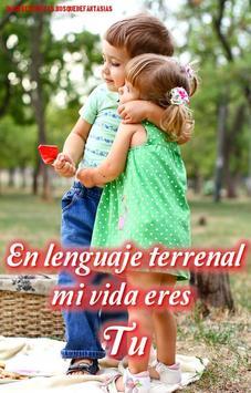Frases Bonitas De Amor Y Fotos poster