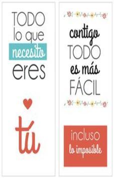 Frases De Amor Y Amistad screenshot 2