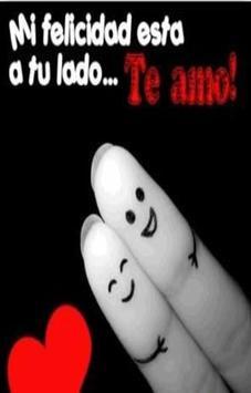 Imagenes De Amor 3 Con Frases screenshot 1