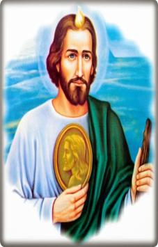 Imágenes de San Judas Tadeo poster