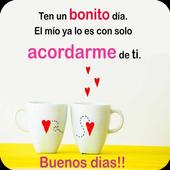 Imagenes Frases de Buenos Dias icon