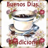 Imágenes y Frases Buenos Dias icon